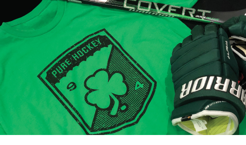 Gear Up for St. Paddy's Day