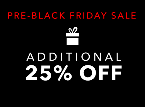 Additional 25% Off Select Gear