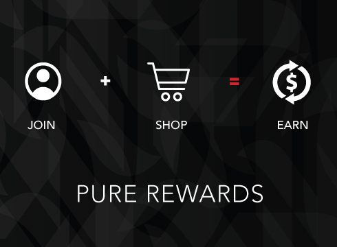 Pure Rewards