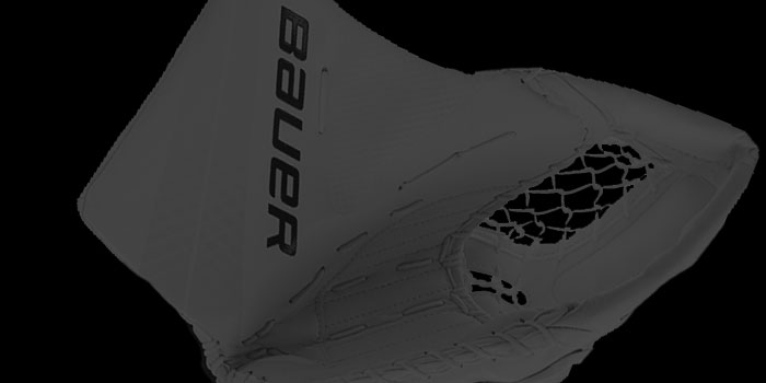 Bauer Goalie Catch Glove Sale