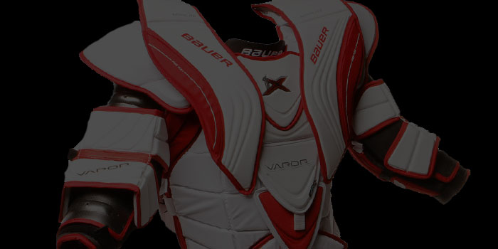 Bauer Goalie Chest & Arm Sale