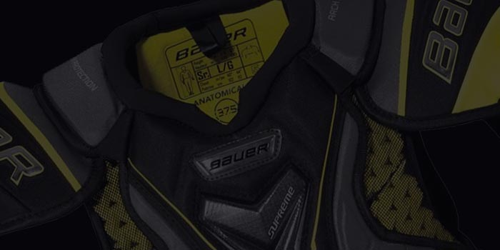 Bauer Hockey Shoulder Pads Sale