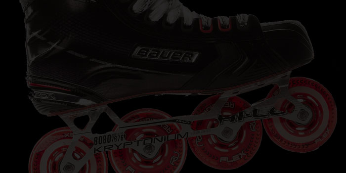 Bauer Inline Hockey Sale