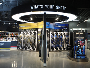Bauer Hockey Experience Bloomington
