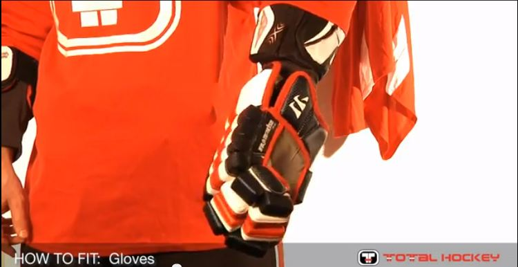 How To Fit Hockey Gloves
