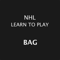 NHL Learn To Play Bag