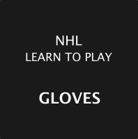 NHL Learn To Play Gloves