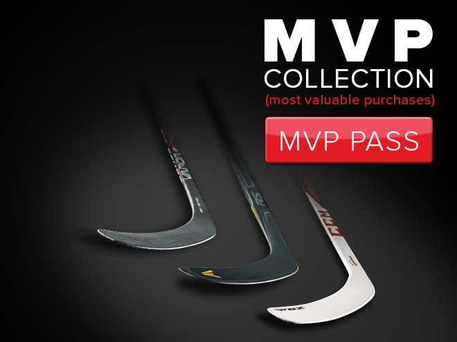 MVP Stick Collection